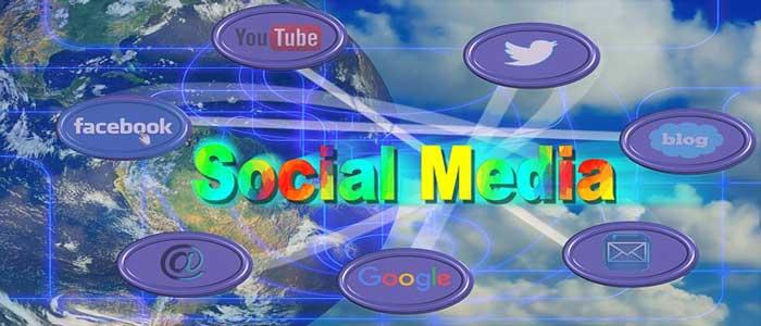 Cara Membuat Tombol Sosial Media di Blog