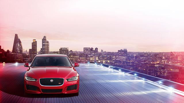 Jaguar XE 2017 là hơi thể của cuộc sống hiện đại