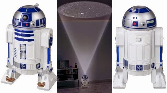 Awesome R2-D2 Gadgets and Gifts - R2-D2 Home Planetarium (15) 15
