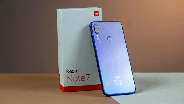 harga HP Xiaomi Redmi Note 7