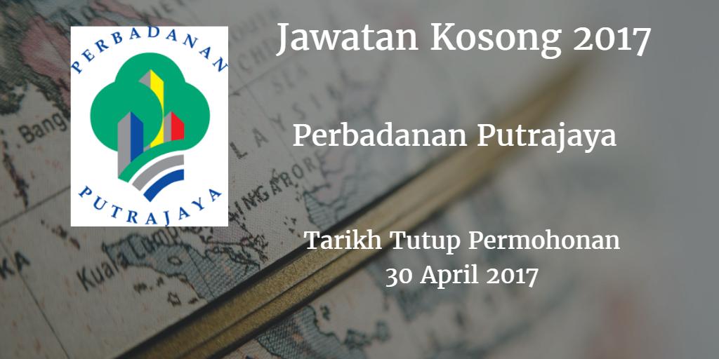 Jawatan Kosong PPj 30 April 2017