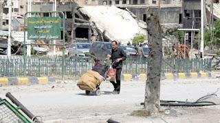 Θέλουν τη Συρία βαλκανιοποιημένη, τον Άσαντ νεκρό και το ηθικό πεδίο της μάχης δικό τους…
