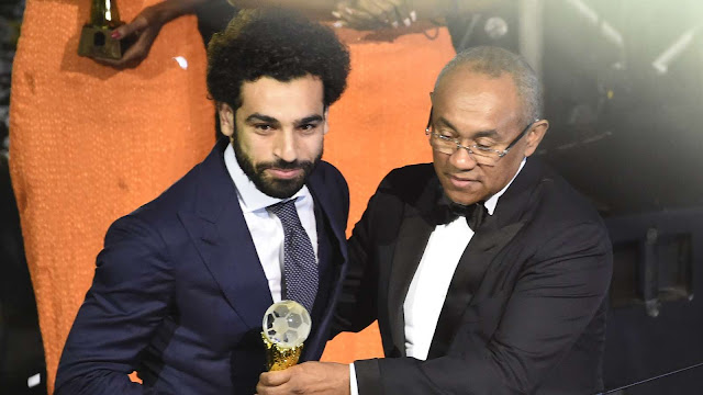 CAF Awards 2018 In FULL: Salah Wins African Men's Player Award; Kgatlana Lands The Women Prize, While Super Falcons Named Best Team