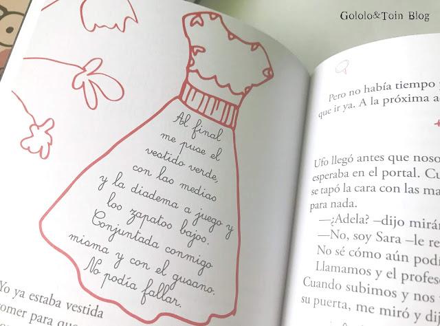 Reseña novela juvenil Sara y el misterio de la niña fantasma