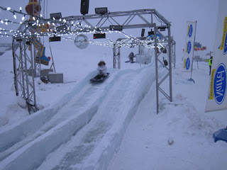 Great Ice Slide.