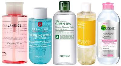 5 Skincare Dasar salah satunya adalah cleanser