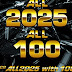 CR ALL2025 with 100 | ボーダー・釘読み・止め打ち