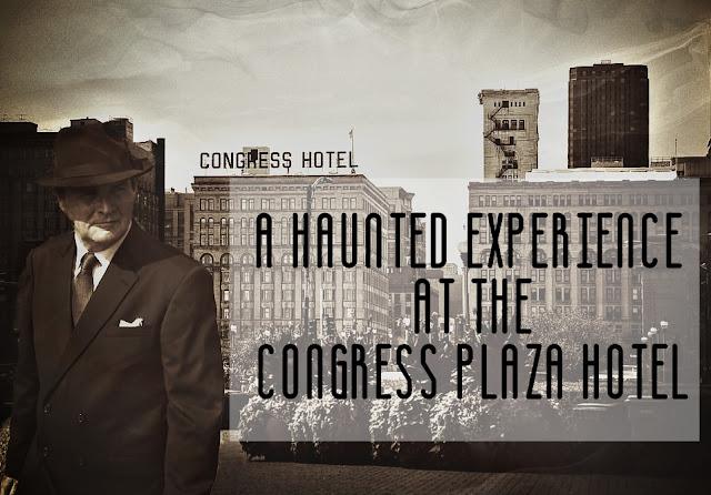 Congress Plaza Hotel Most Haunted Room