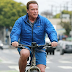 Arnold Schwarzenegger Goes On A Bicycle journey Two Months After spirit Surgery