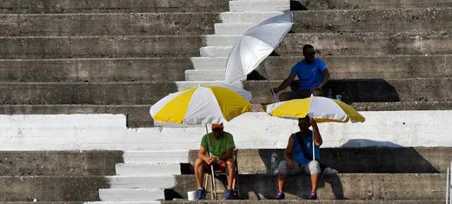 Στους 39 βαθμούς η θερμοκρασία την Πέμπτη - Κύμα καύσωνα σε ολόκληρη τη χώρα