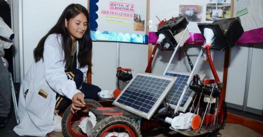 Feria Escolar de Ciencia Eureka expone trabajos de más de 200 estudiantes