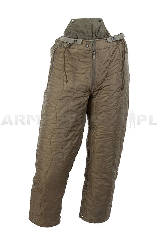 webbingbabel: German Army Quilted Thermal Trousers Cold Weather liners : quilted trousers - Adamdwight.com