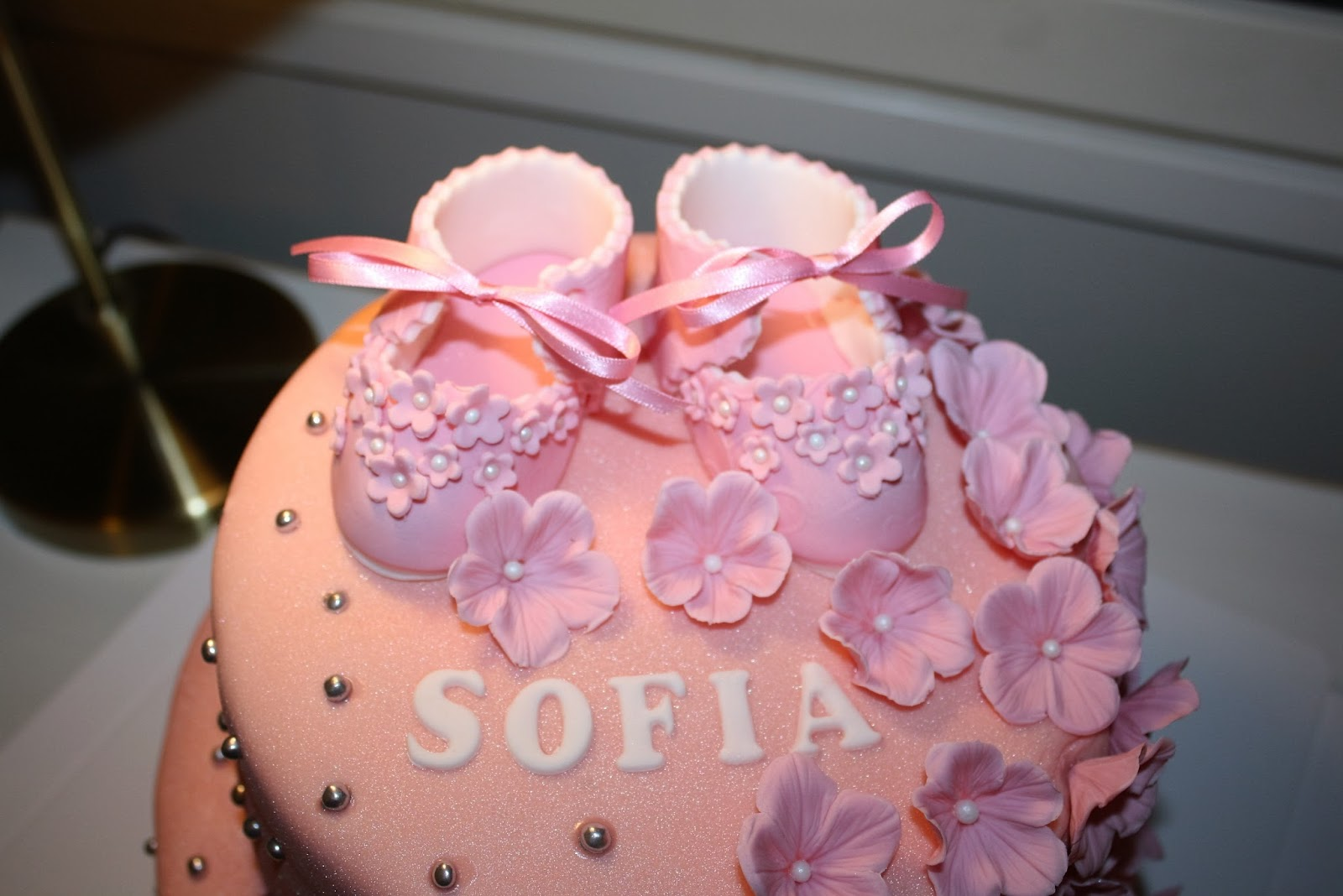 grattis sofia Nilla's Handicraft: Sofia Anne Erikas doptårta grattis sofia