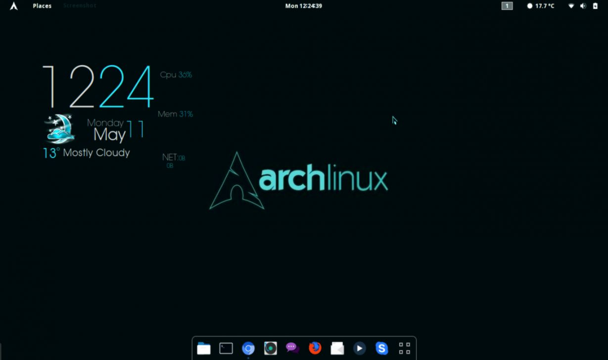 Arch Linux New Distro Wallpaper Hd | Image Wallpapers HD
