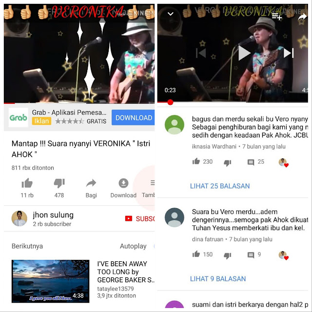 Hoax Sekolam, Penyanyi Korea Disangka Veronica Tan