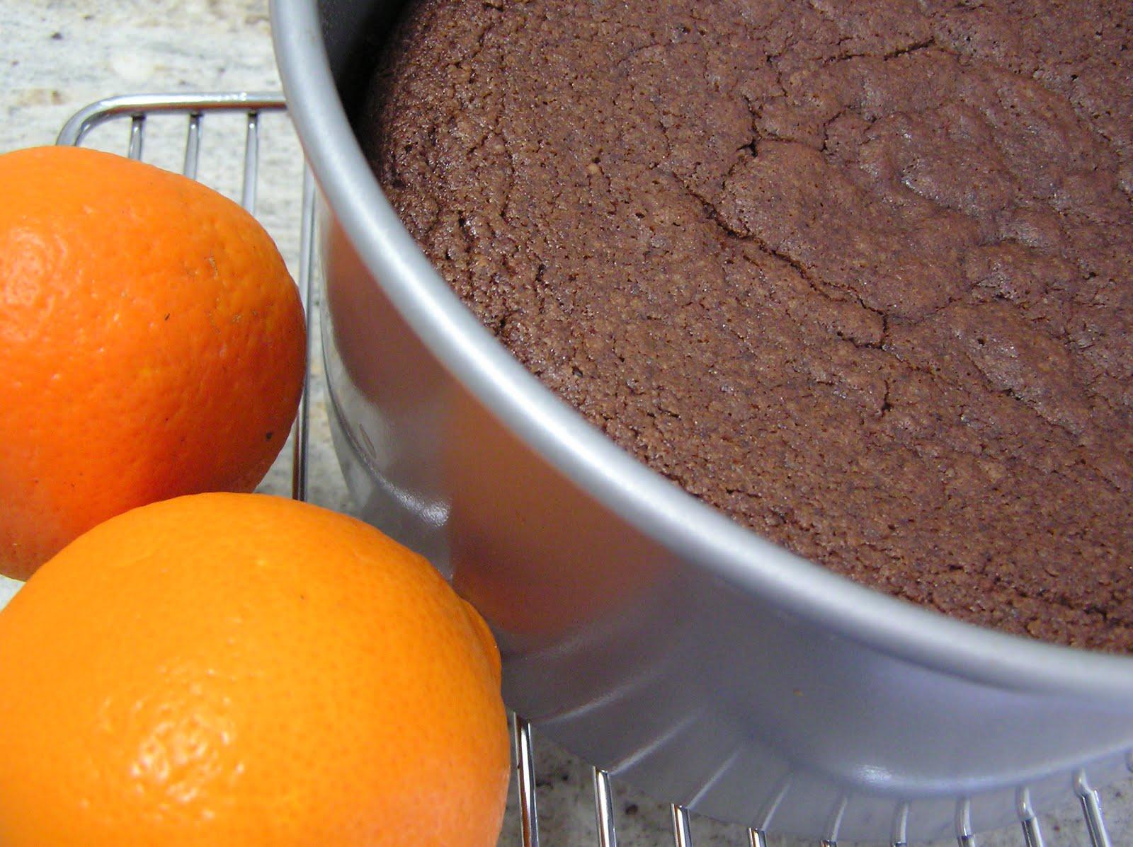 Nigella Flourless Chocolate Orange Cake