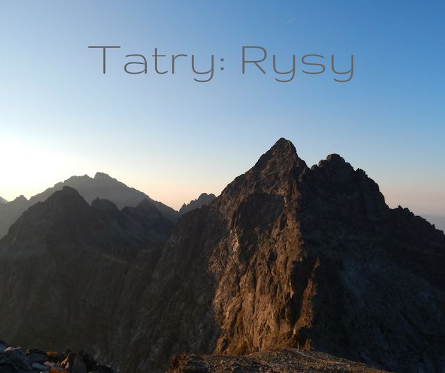 Tatry szlak na rysy