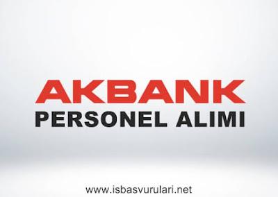 akbank iş başvurusu