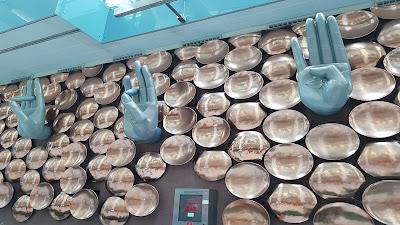 aereoporto di delhi