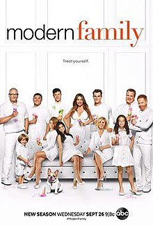 Modern Family - Família Moderna 10ª Temporada Série Torrent Download