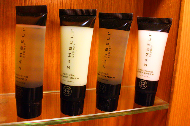 High-end Bathroom Amenities, The Langham Hotel, Auckland, New Zealand