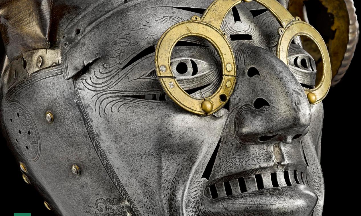 692b488d Horned helmet of Henry VIII - Museum of Artifacts