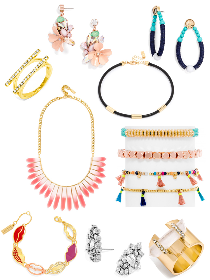 my top picks in baublebar's sitewide sale!
