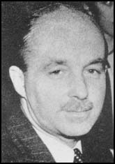 Guy Maynard Liddell Head of MI5's B Division during the Second World War