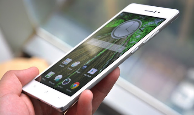 Oppo R5 smartphone paling tipis di dunia