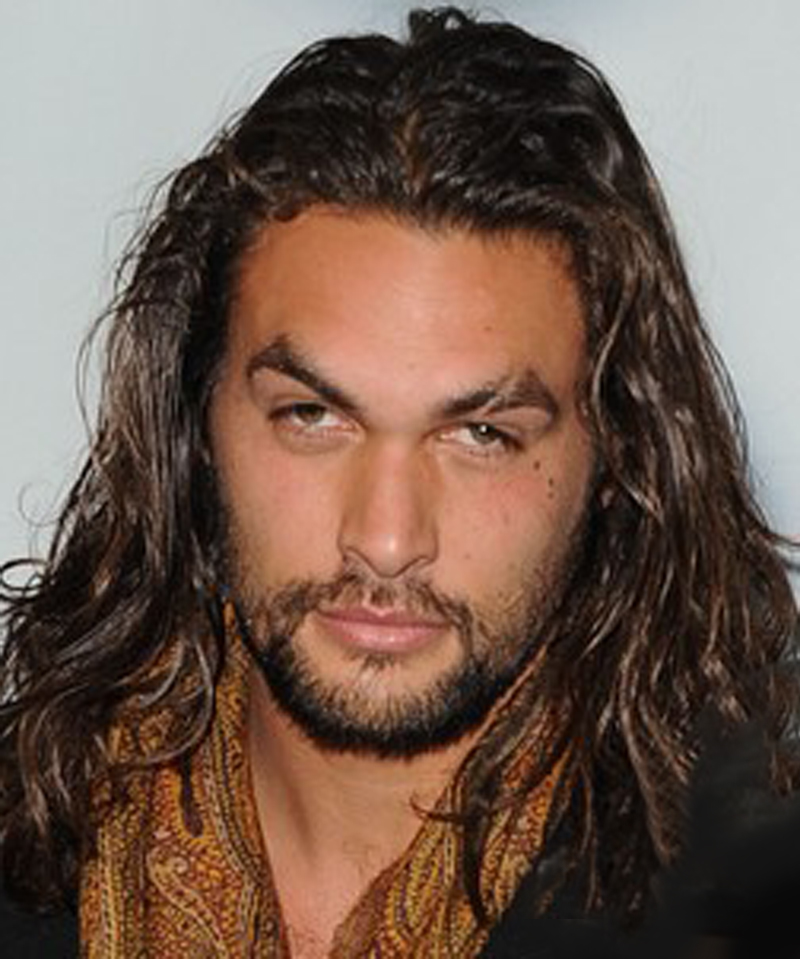Jason Momoa From: Hollywood Celebrities