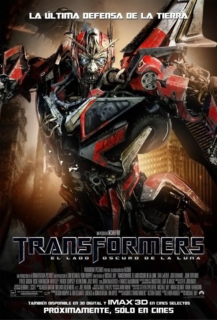 Cin  233 licoQue Transformers 3