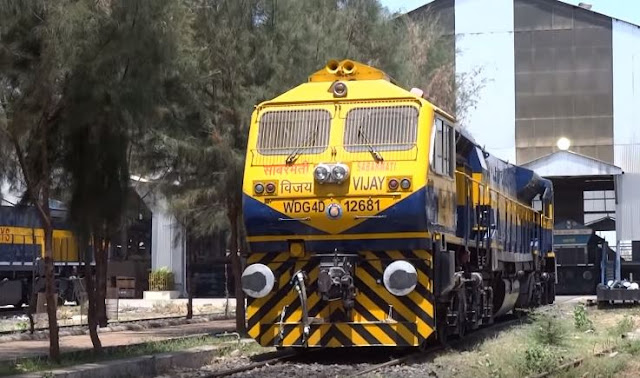 Vijay Indian loco