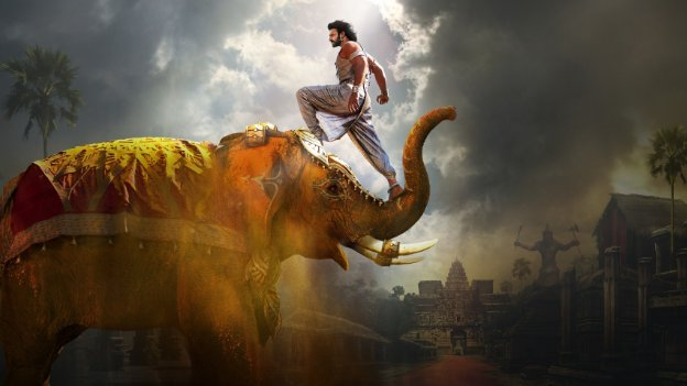 Visual effects in Telugu movies bahubali baahubali