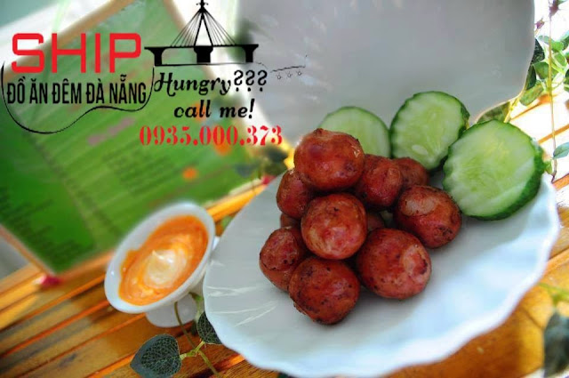Ho lo nuong - Ship do an dem Da Nang