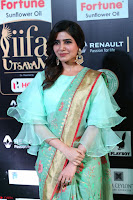 Samantha Ruth Prabhu Looks super cute in a lovely Saree  Exclusive 26.JPG