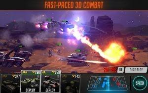 League of War Mercenaries MOD APK 8.6.9