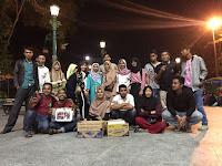 PUSMAJA Mbojo-Yogyakarta Galang Dana Peduli Gempa yang Terjadi di Lombok NTB