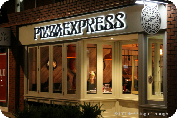 Pizzaexpress Formby ǀ Review Catch A Single Thought