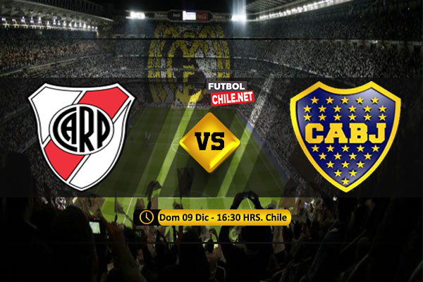PREVIA: River Plate vs Boca Juniors