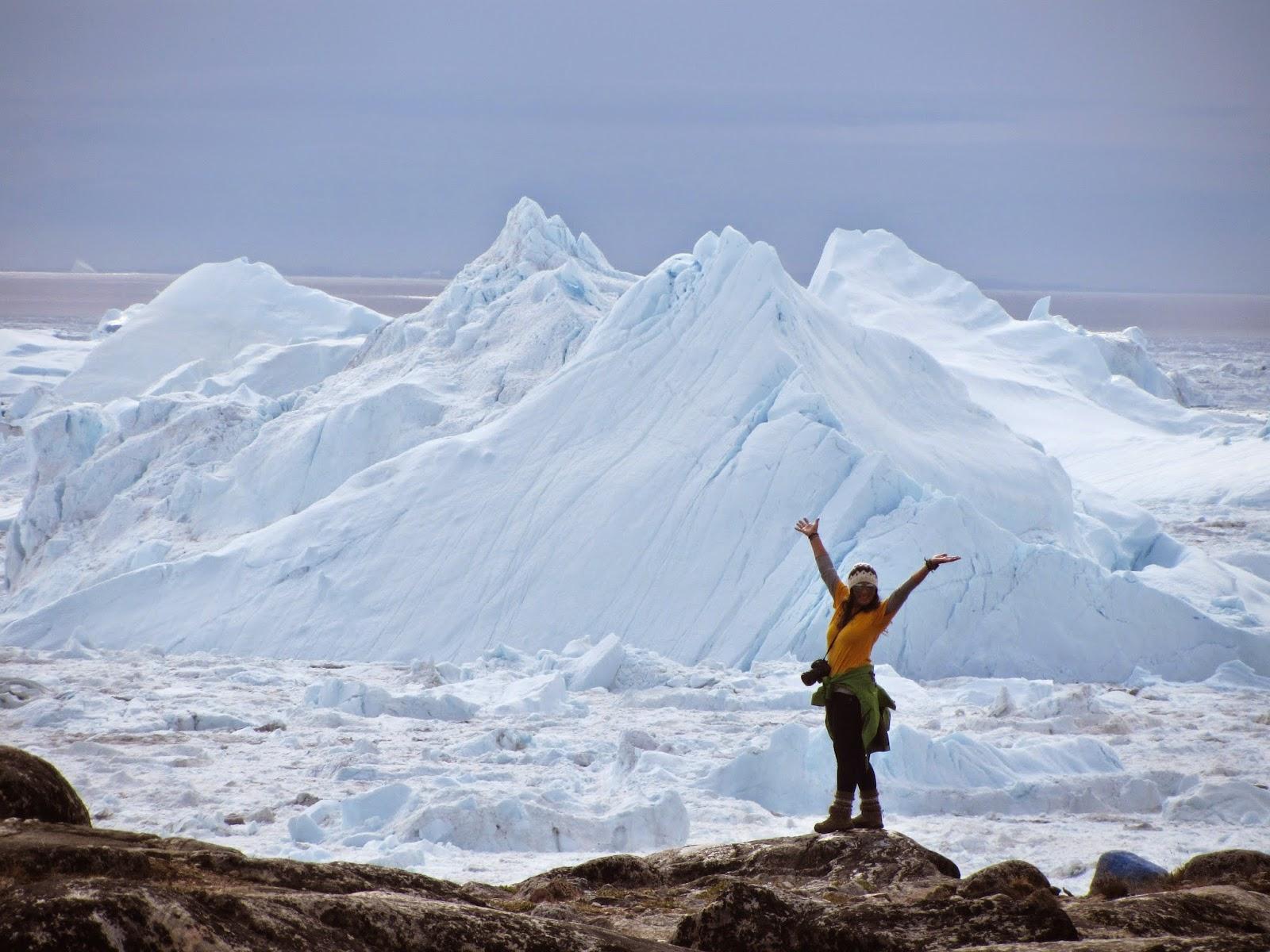 Visitar ILULISSAT e Experimentando o conceito de viajar devagar | Gronelândia