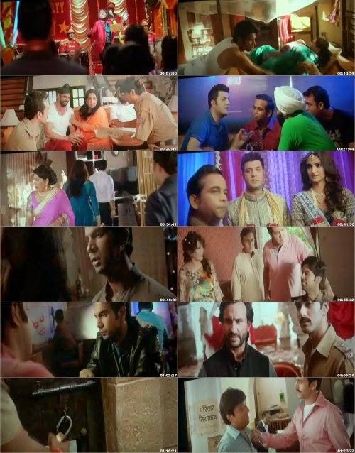Dolly Ki Doli (2015) Hindi DVDScr 480p 400MB Screenshot