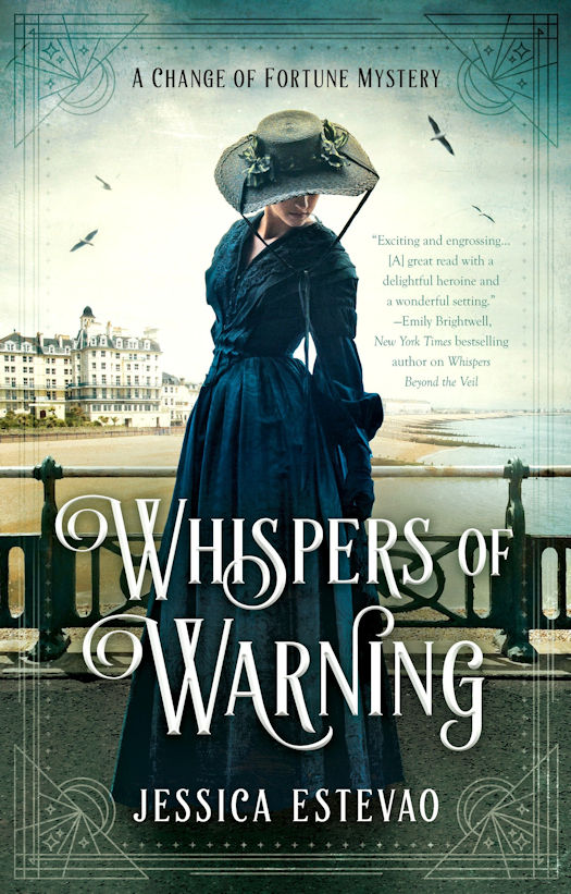 Review: Whispers of Warning by Jessica Estevao