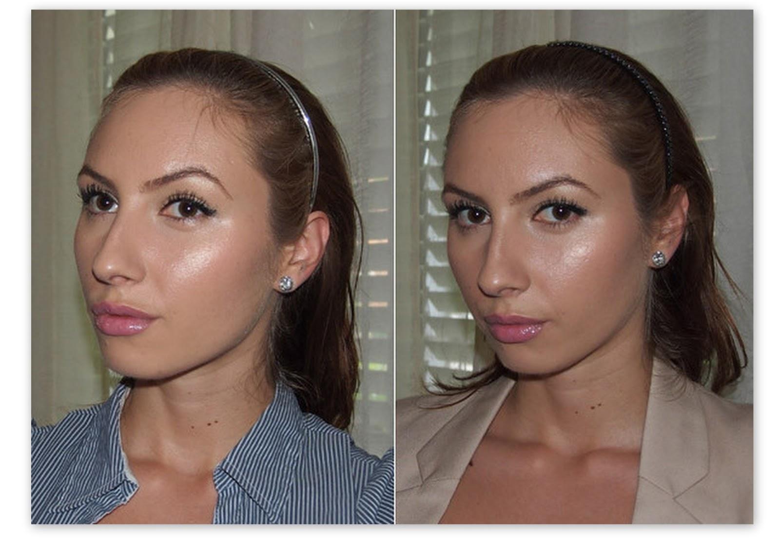Beauty Fashion Job Training: Fashion Beauty Panel: Job Interview Make-up