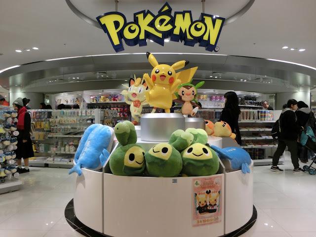 Some of our favourite Pokémon