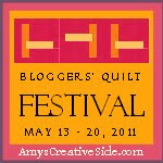 Bloggers'  Quilt Festival Spring 2011
