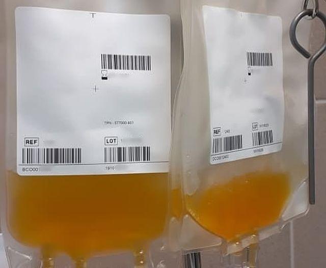 Hospital Base de Osorno: Primera Donación de plasma de Paciente Recuperado de COVID-19