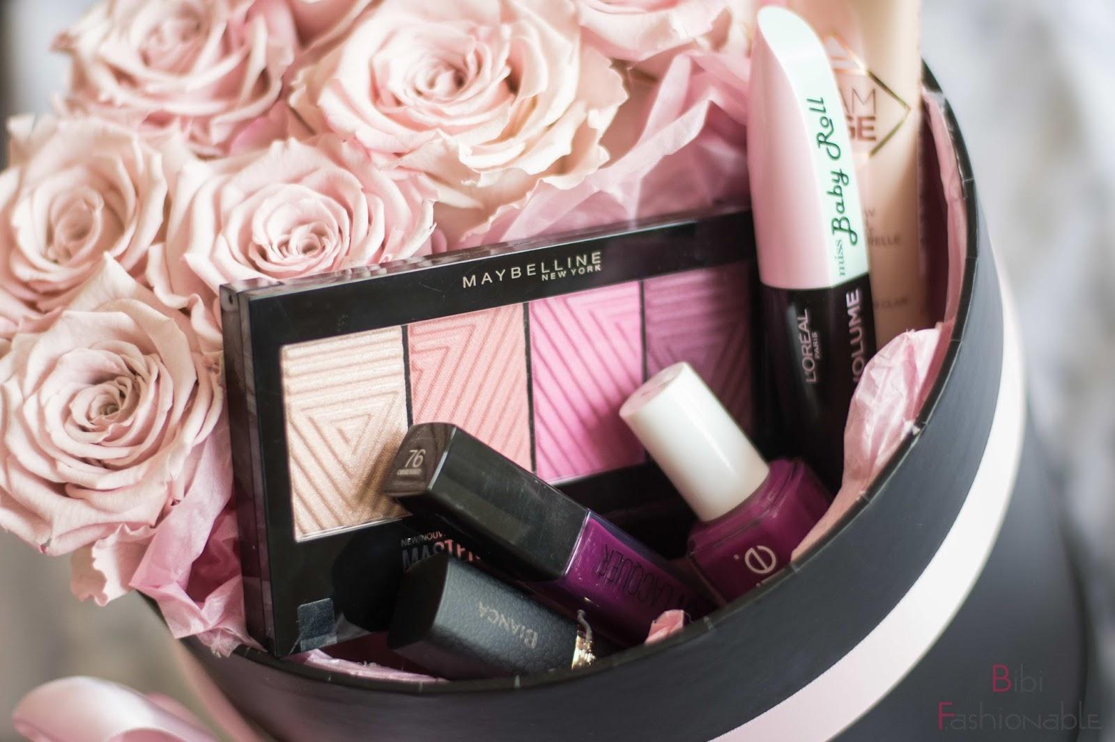 Wir Entdeckerinnen Beauty Blogger Event by dm Loreal Jardin de Fleurs Box