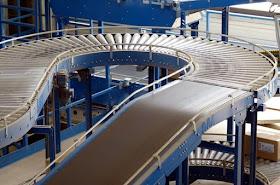 stainless steel vs aluminum conveyor belt material factory manufacturing