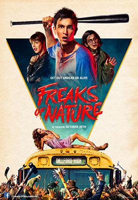 Nonton Online Freaks of Nature