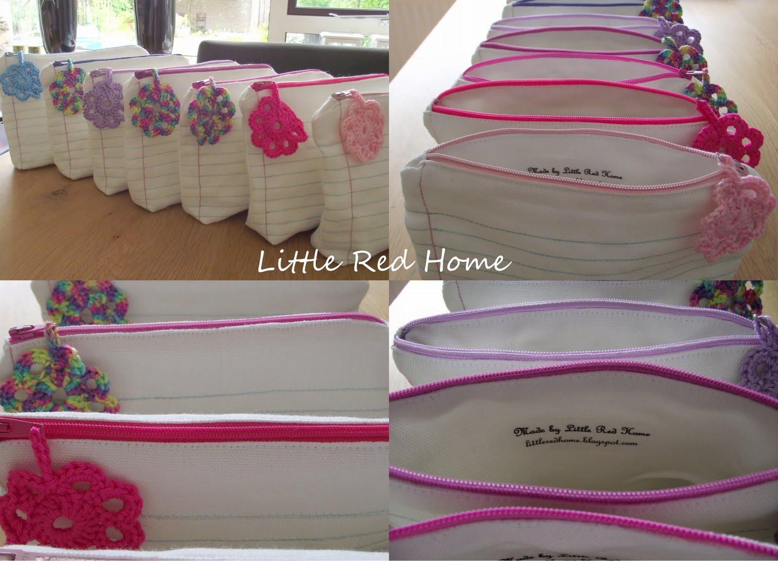 Beroemd Little Red Home: Bedankje voor juf &VE01